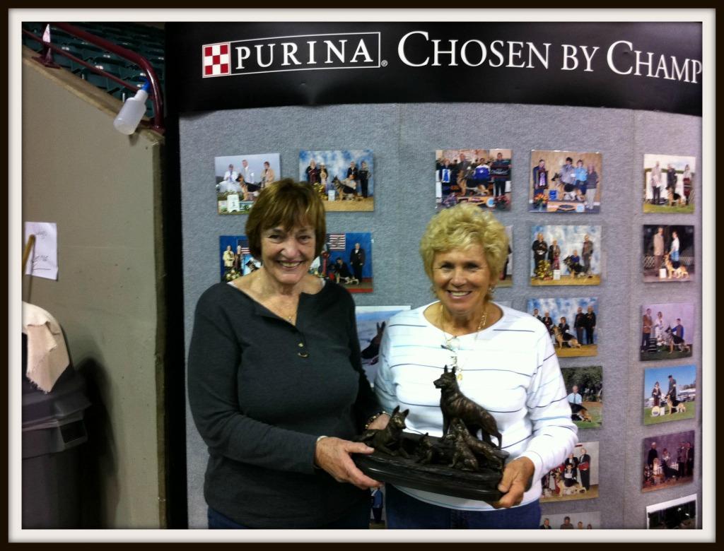 German Shepherd Dog Club Breeders of the Year 2011 image